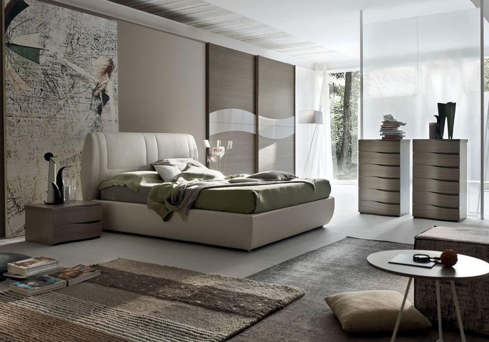 Camera matrimoniale completa olmo grigio - Mobil Outlet - qualità e ...