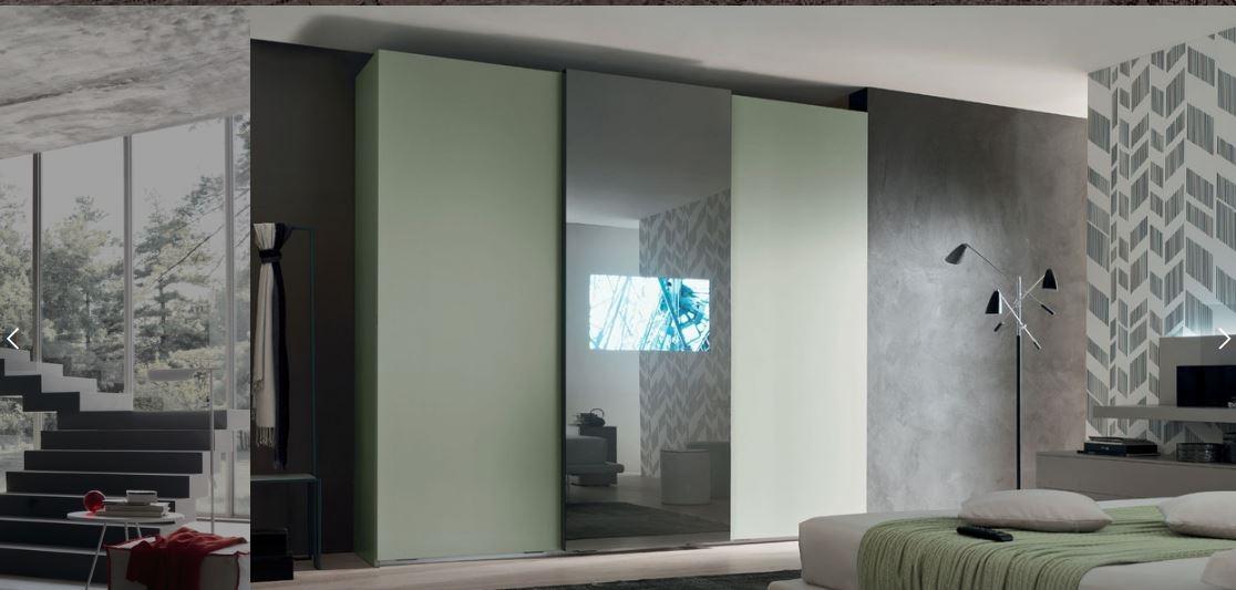Stunning Armadio Con Tv Photos - Home Design Inspiration ...
