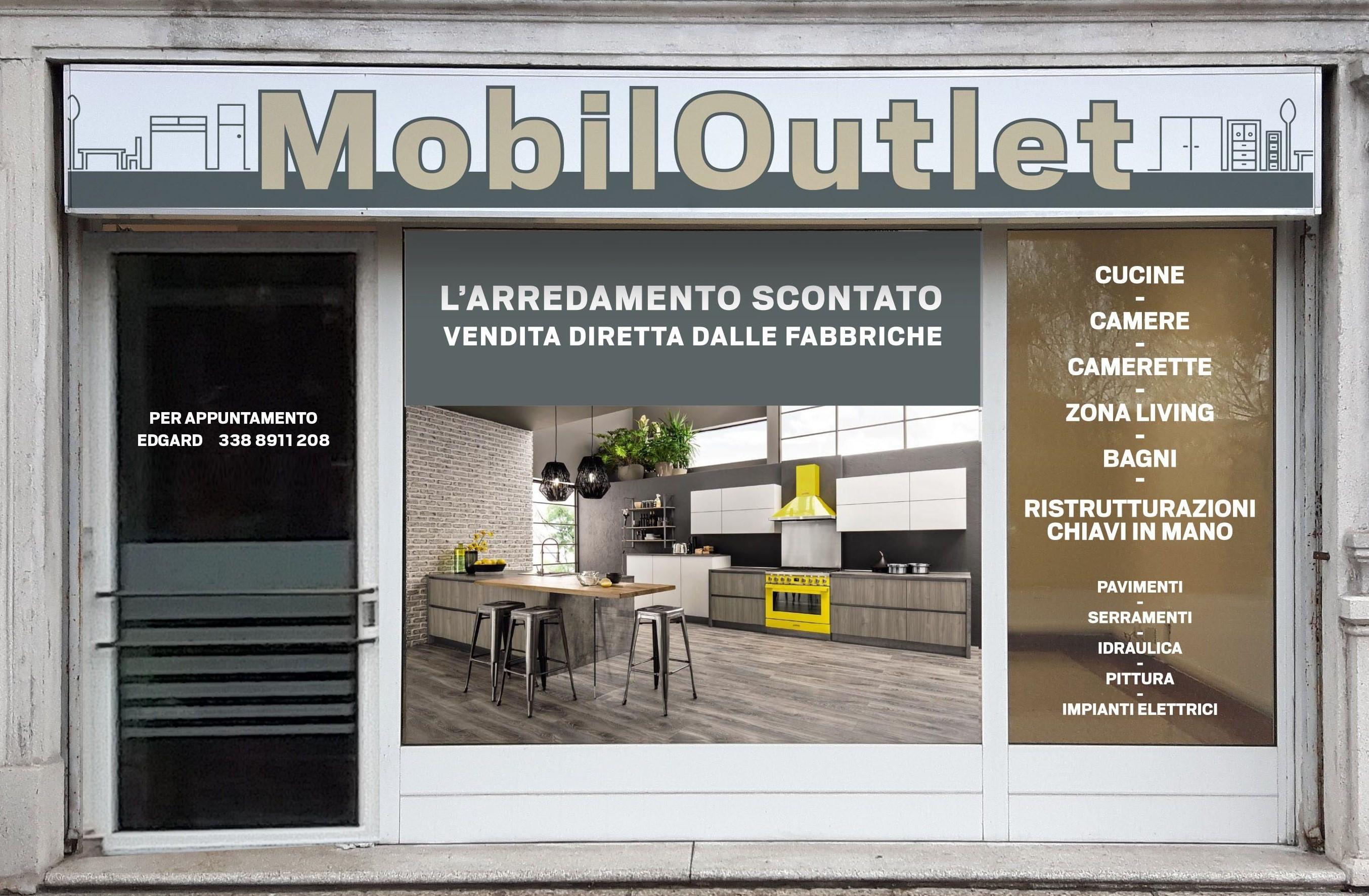 Mobiloutlet l 39 arredamento scontato vendita diretta for Mobili outlet udine